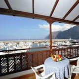 Standard külaliskorter, 1 magamistoaga, vaade merele (I) - Rõdu