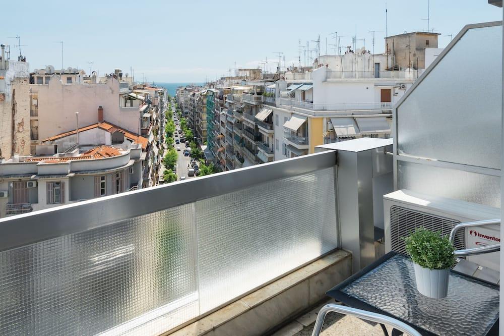 Номер категорії «Superior», з видом на місто (Plus) - Вид з балкона