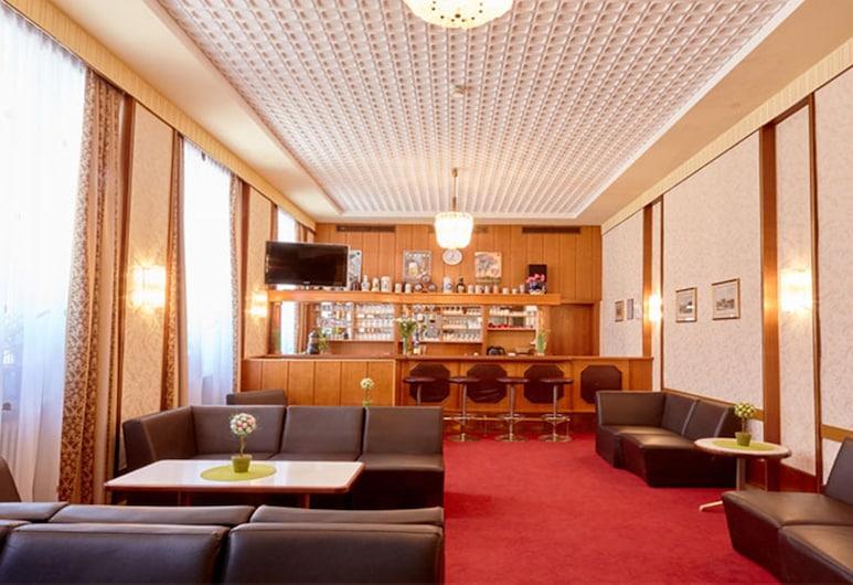 Hotel Mozart, Viena, Bar del hotel