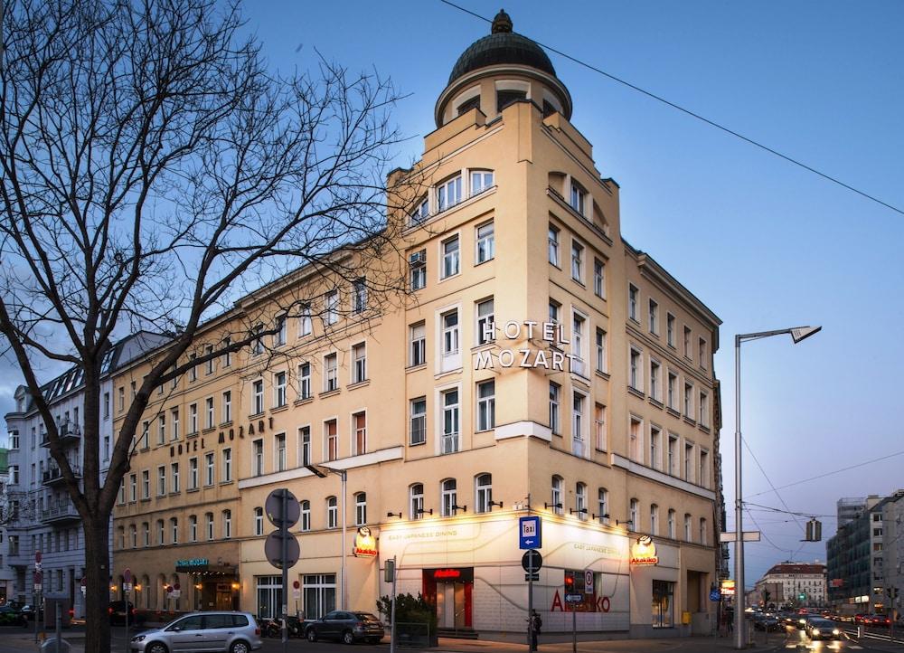 莫札特酒店, Vienna