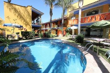 Bild vom Hotel Angel Inn in Oaxaca
