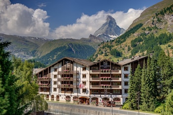 Bild vom Hotel National in Zermatt