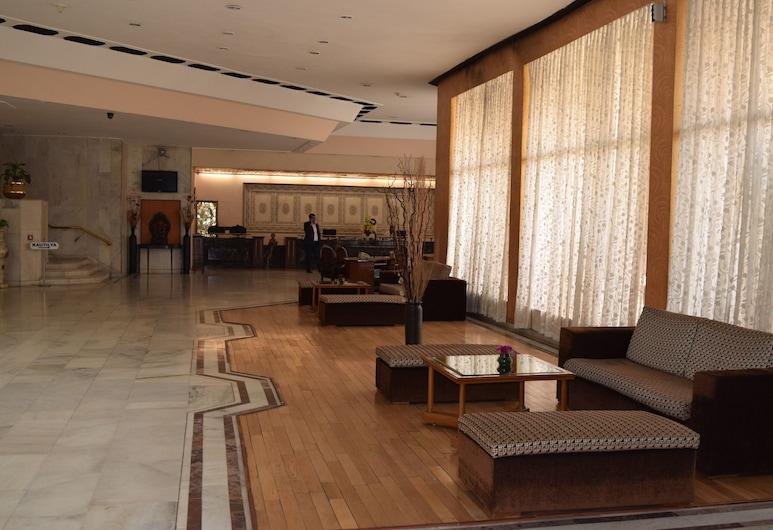 Hotel Samrat, New Delhi, Lobby Sitting Area