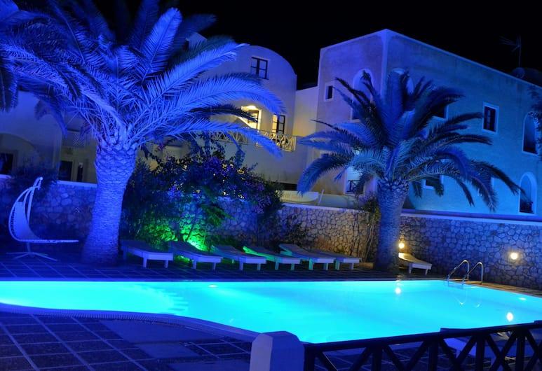 Sellada Beach Hotel, Santorini, Outdoor Pool