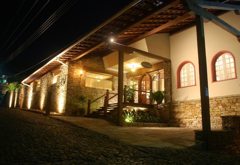 Hotel Pousada do Arcanjo, Ouro Preto, Hotellområde