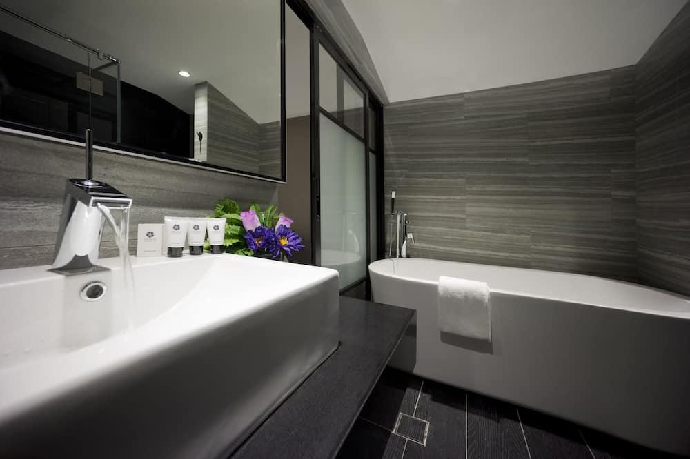 家庭客房 (NC) - 浴室