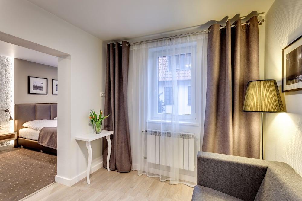 Apartament typu Deluxe (Family) - Powierzchnia mieszkalna