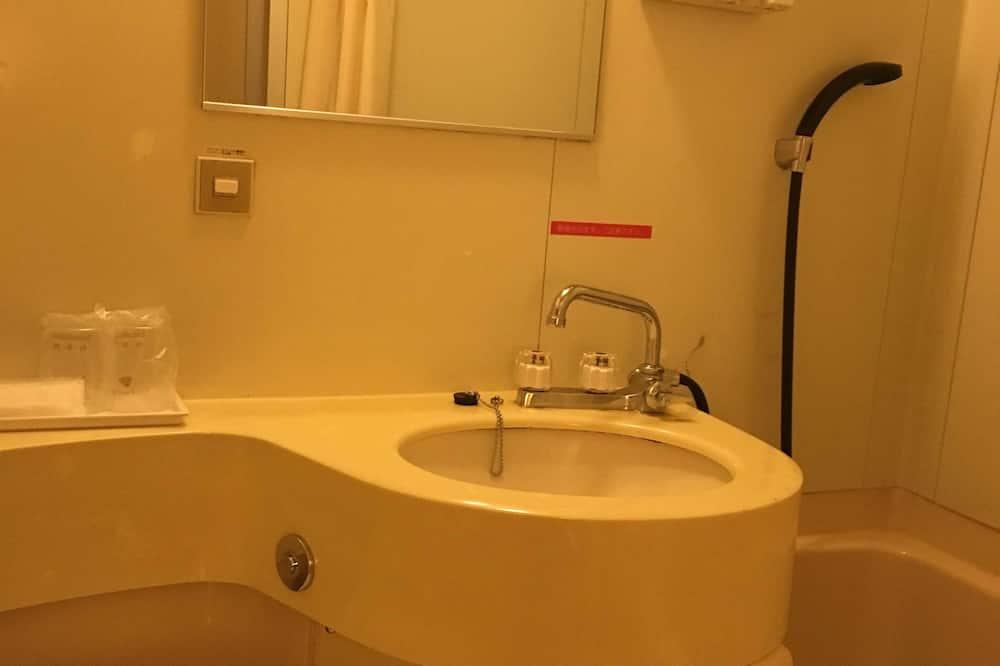 Single Room, Smoking (Main Building) - Bathroom