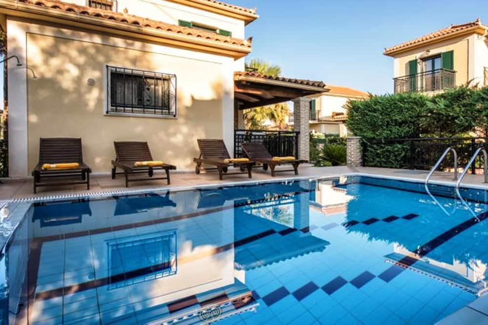 Deluxe Βίλα, Ιδιωτική Πισίνα - Εξωτερική πισίνα