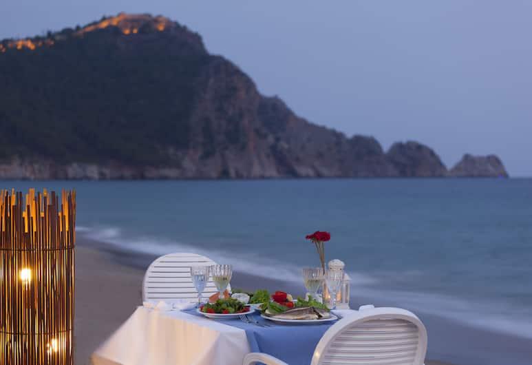 Xperia Saray Beach Hotel  - All Inclusive, Alanya, Plaj