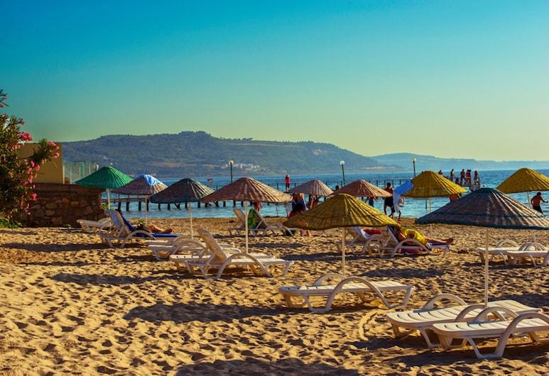 Iris Otel, Canakkale, Strand
