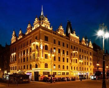 Praga — zdjęcie hotelu Hotel Kings Court