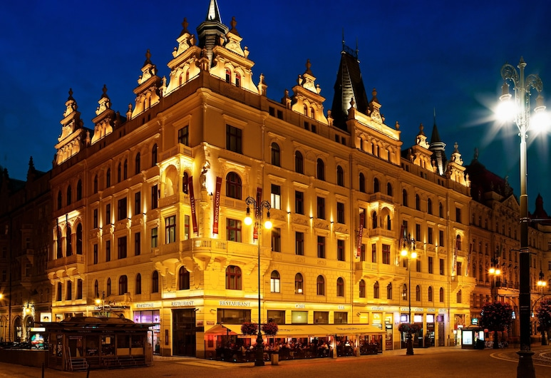 Hotel Kings Court, Prag