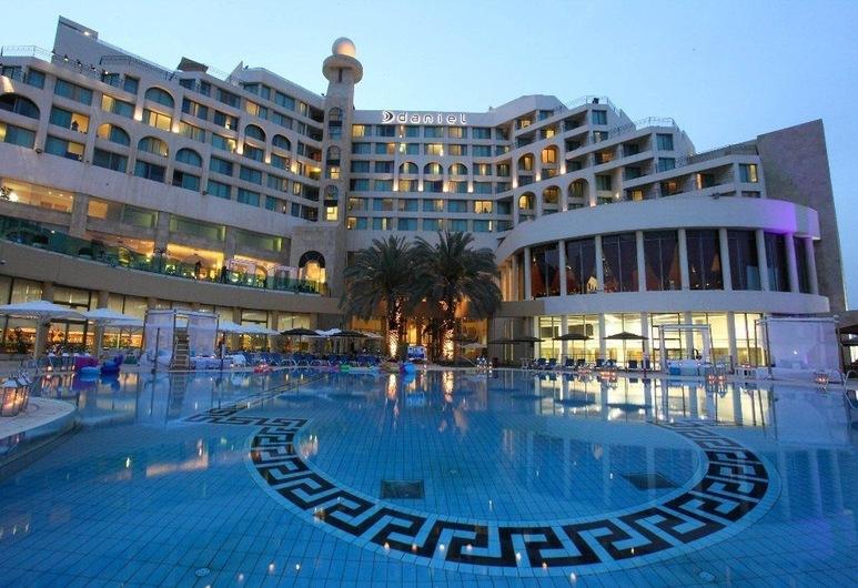 Daniel Dead Sea Hotel, Tamar, Z zewnątrz