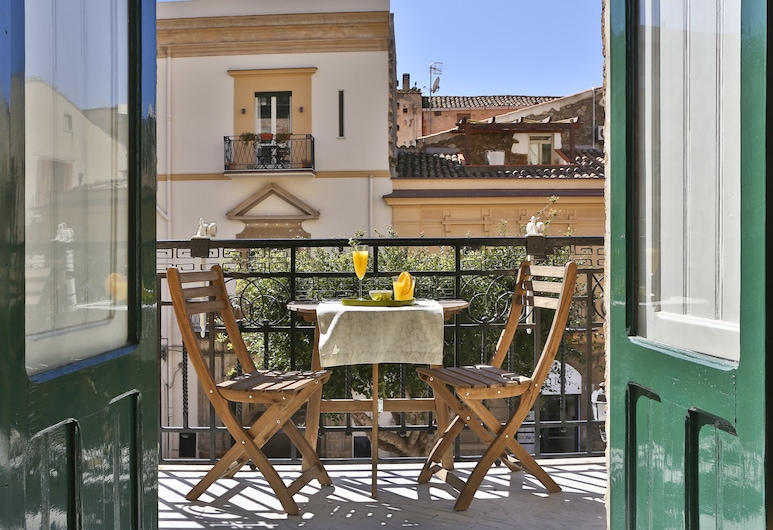 Bohemien B B, Cefalù, Superior Double Room, 1 Double Bed, Balcony, Guest Room