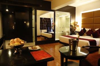 תמונה של Hotel Yogi Midtown בNavi Mumbai