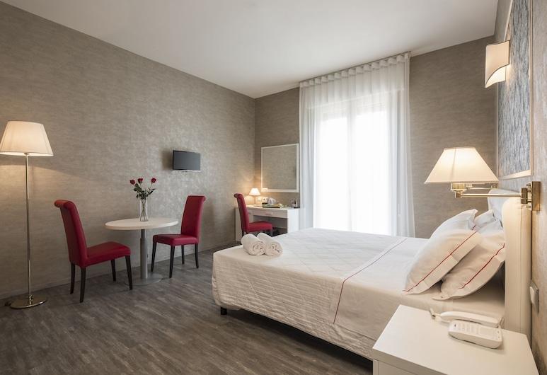 Nuovo Hotel del Porto, Bolonha, Quarto Duplo ou Twin Superior, Quarto