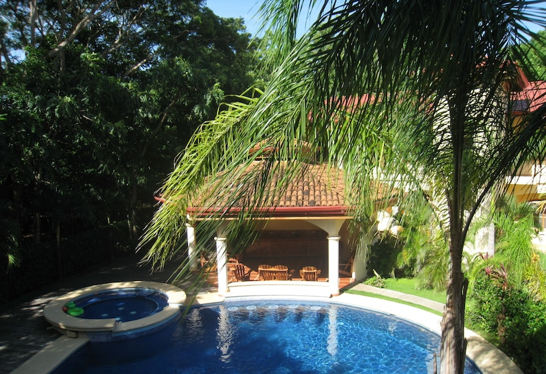 Villa del Sol, Nosara, Utomhuspool