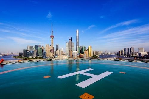 ザ・ペニンシュラ上海