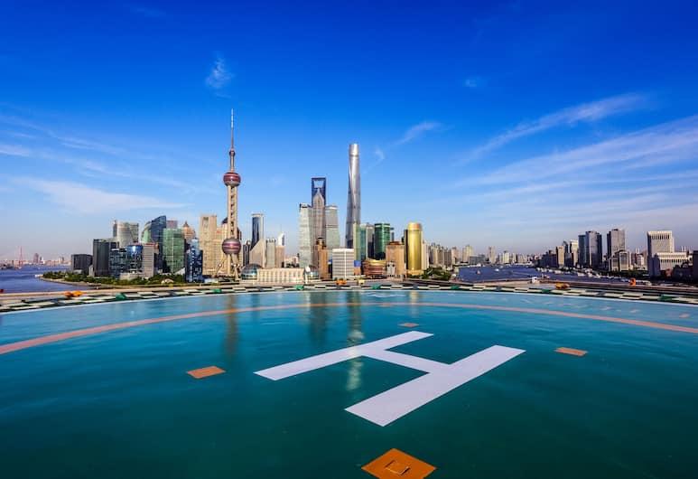 The Peninsula Shanghai, Shanghai, Exterior