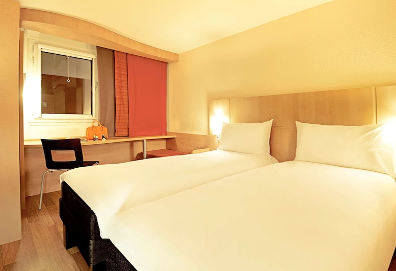 ibis Beauvais Aeroport, Beauvais, Standard Double Room, 1 Double Bed, Guest Room