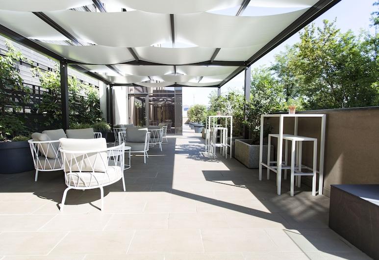 Blu Hotel Brixia, Castenedolo, Jardim