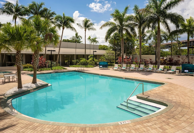 Residence Inn by Marriott Miami Airport, Miami, Piscina all'aperto