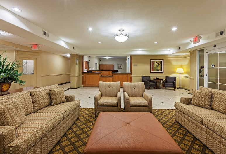 Candlewood Suites Hotel Texas City, Texas City, Lobby