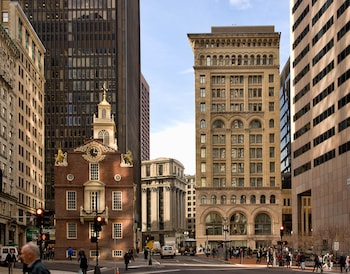 Selline näeb välja The Ames Boston Hotel, Curio Collection by Hilton, Boston