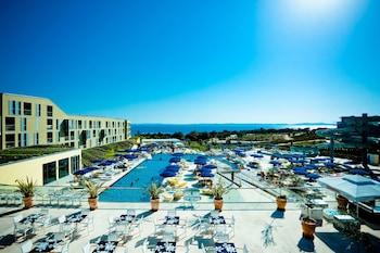 Nuotrauka: Falkensteiner Family Hotel Diadora, Zadaras