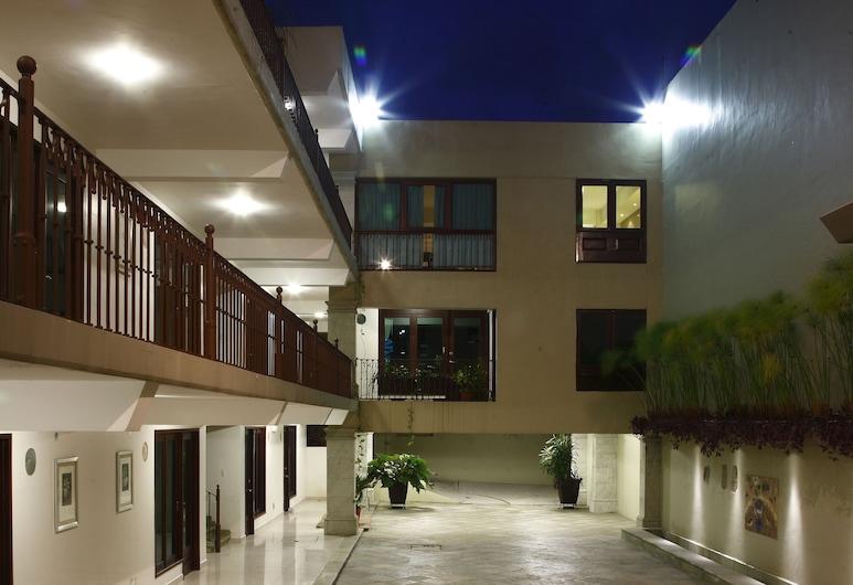 Casa de las Flores Hotel, Oaxaca