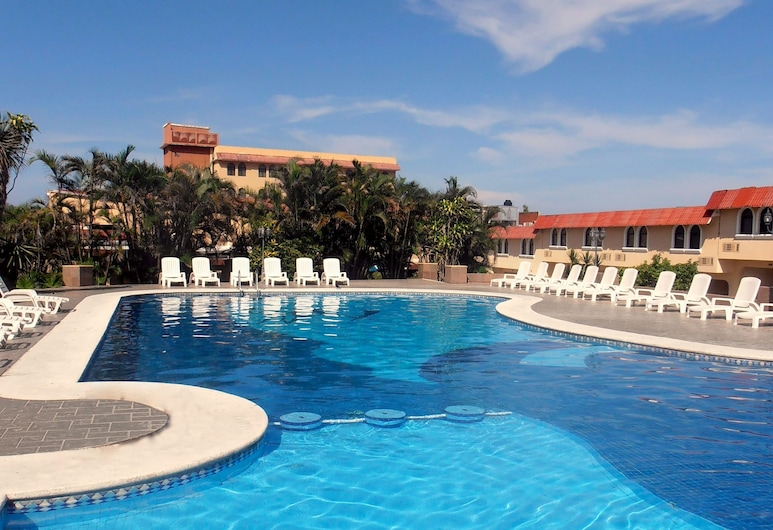Hotel Villas Dali Veracruz, Boca del Río, Piscina