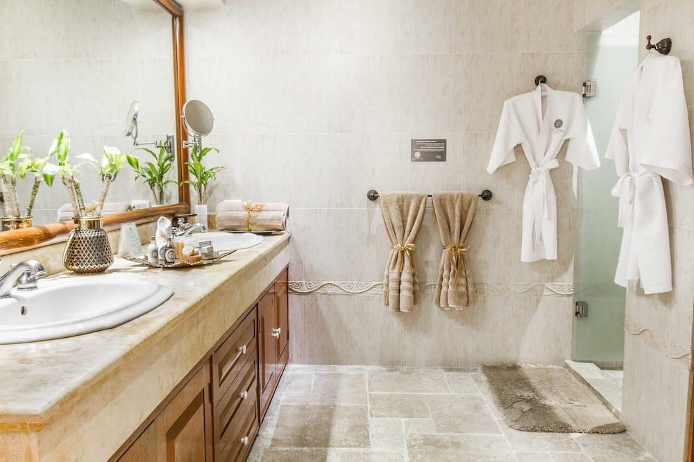 Habitación doble ejecutiva - Baño