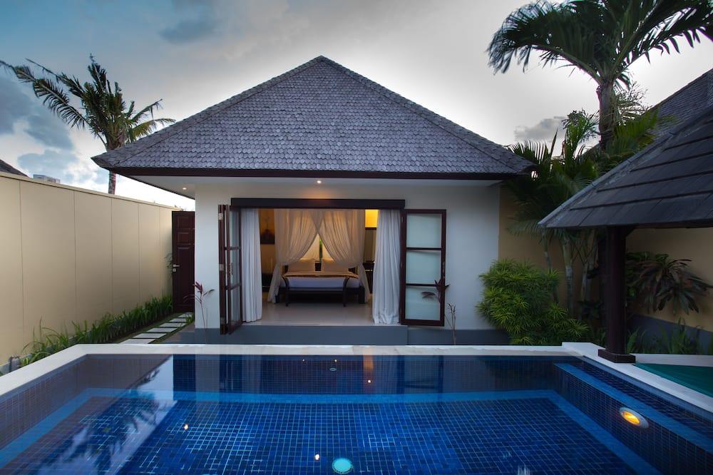 Luxury Villa, 1 Bedroom, Private Pool - Bilik