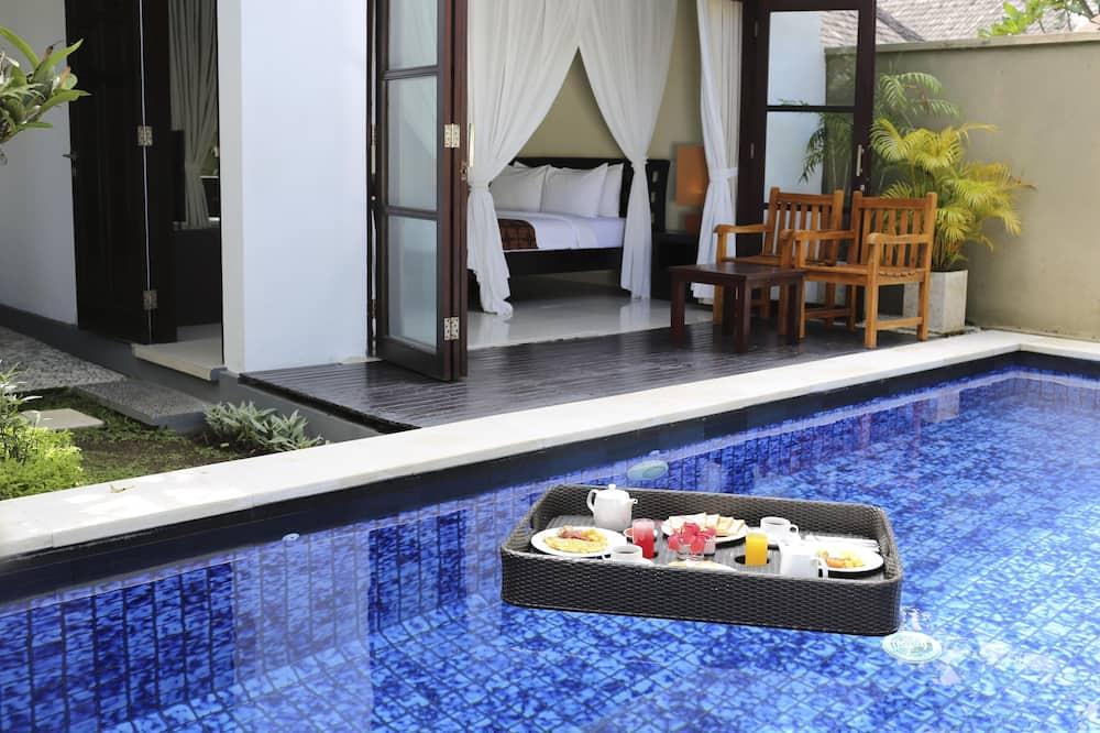 Luxury Villa, 2 Bedrooms (with Extrabed) - Kolam Tertutup