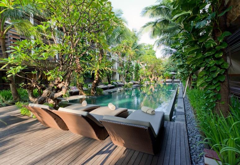 THE HAVEN Bali Seminyak, Seminyak, Außenpool