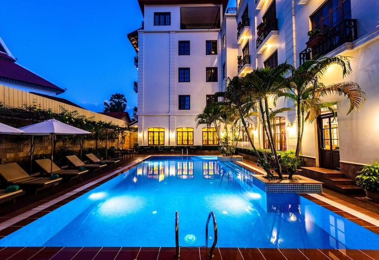 Steung Siemreap Hotel, Siem Reap, Outdoor Pool
