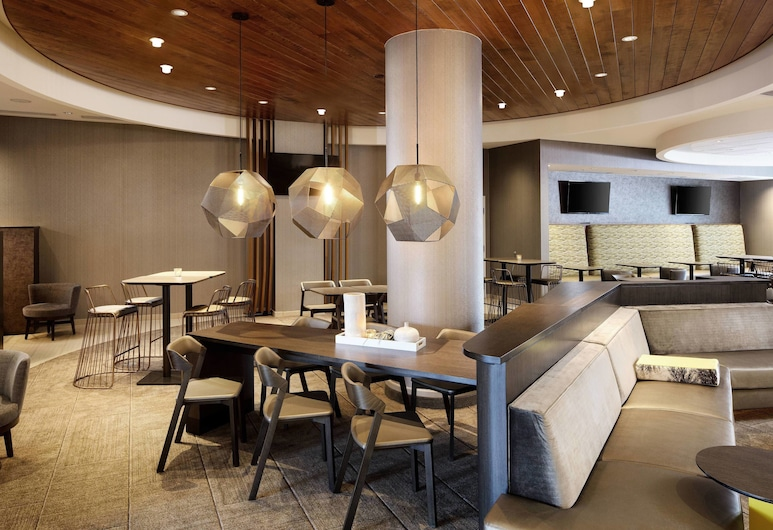 SpringHill Suites by Marriott Indianapolis Downtown, Indianapolis, Vstupní hala