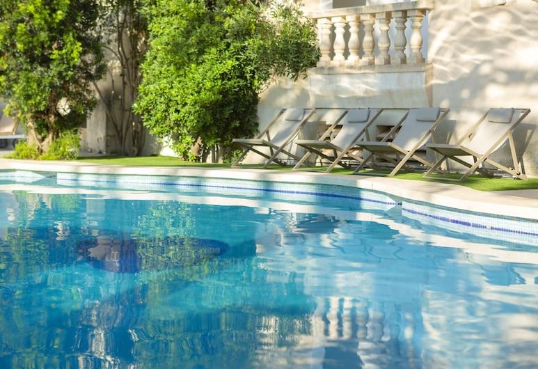Es Baulo Petit Hotel, Santa Margalida, Pool