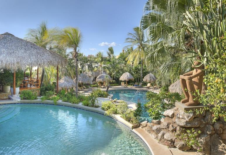 伊甸園精品酒店 - 只招待成人入住, 塔瑪琳多, 泳池