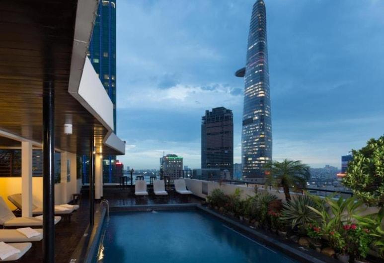 Palace Hotel Saigon, Ho Chi Minh-Stad, Buitenzwembad