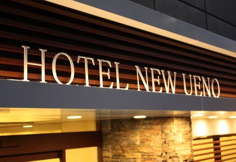 Hotel New Ueno, Tokyo, Exterior