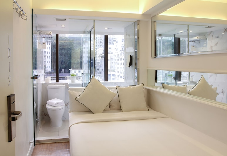 Mini Hotel Central, Hong Kong, Smart Double Room, Guest Room