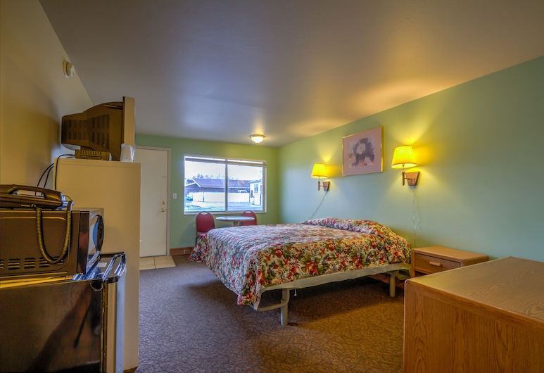 Galaxie Motel, Brigham City, Habitación clásica, Habitación