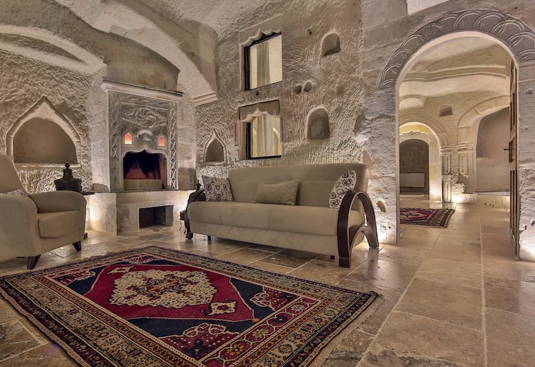 The Village Cave Hotel, Avanos, Presidential Cave Suite with Spa Bath - 18, Oda