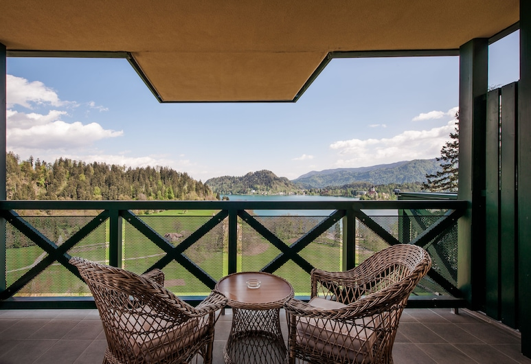 Triglav Bled, Bled, Double Room, Balcony, Lake View, Balcony