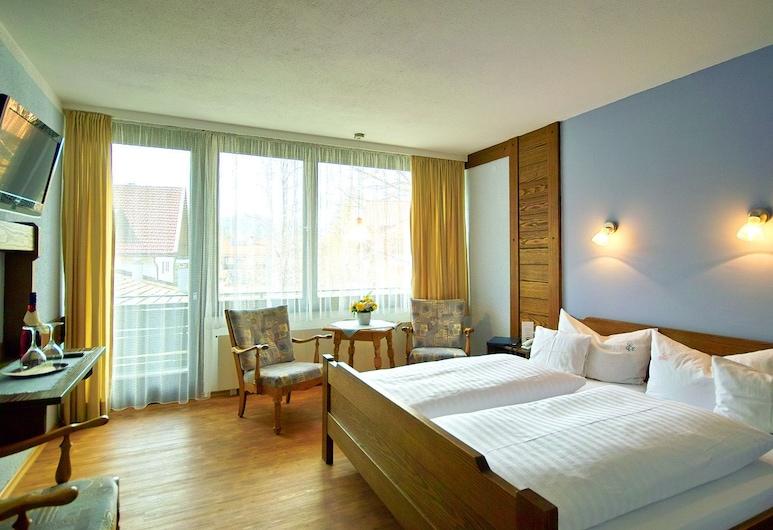 雅各飯店, 富森, 基本雙人房, 1 間臥室, 客房