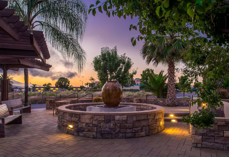 Springhill Suites by Marriott Temecula Wine Country, Temecula, Property Grounds