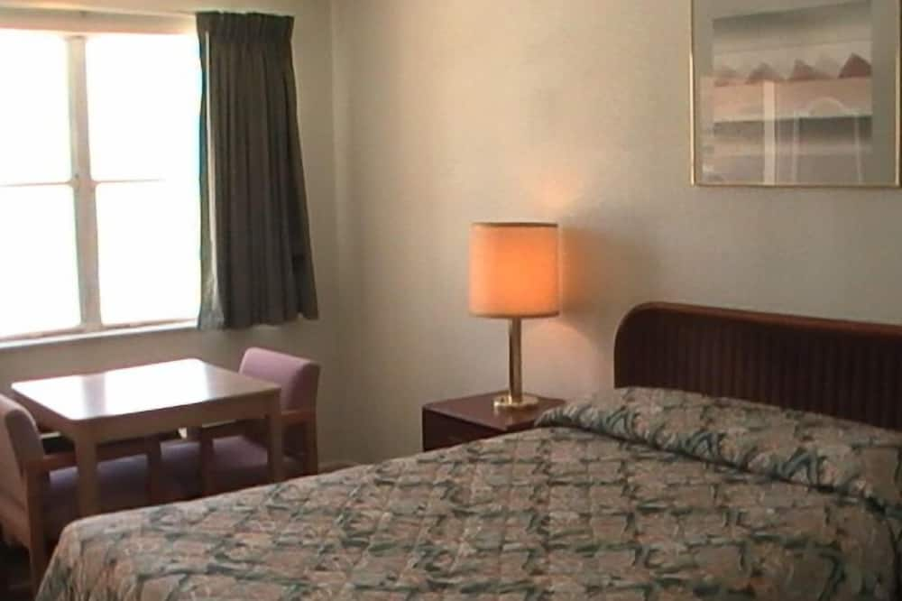 Standarta numurs, 1 divguļamā gulta, nesmēķētājiem, ledusskapis un mikroviļņu krāsns - Viesu numurs
