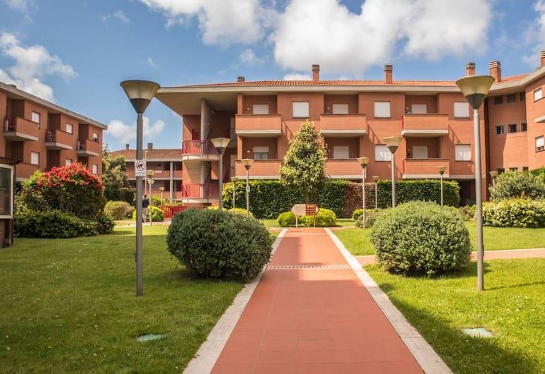 I Triangoli Residence, Rome, Studio, 1 Bedroom, Garden View